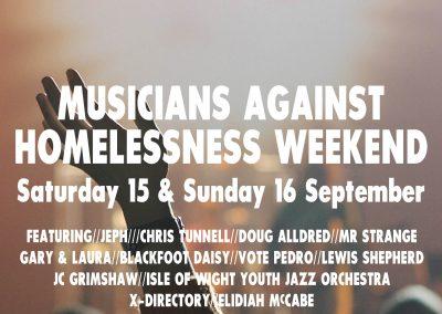 Musicians Against Homelessness #6
