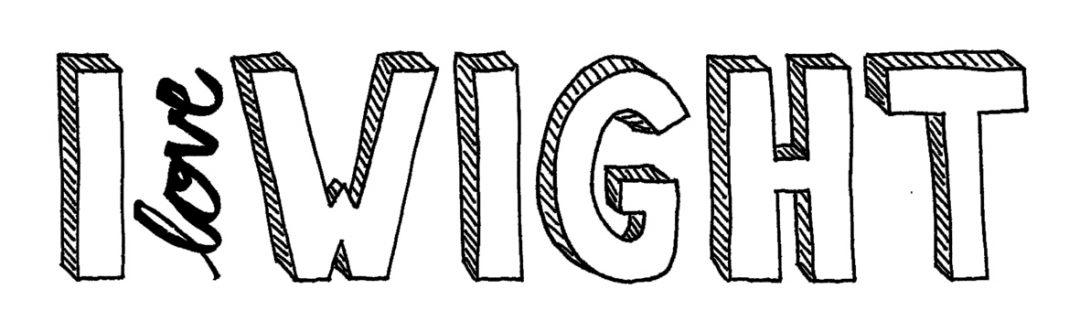 I Love Wight – branding