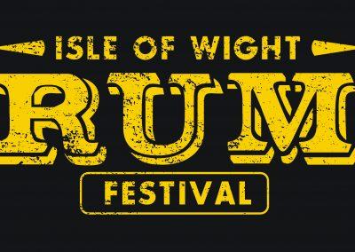 Rum Festival – branding