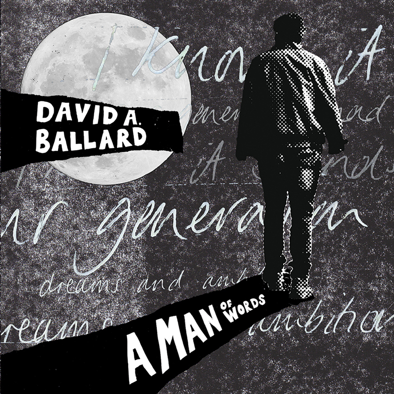 David Ballard – album sleeve